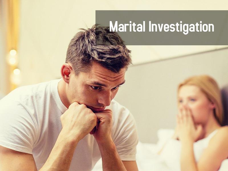 Marital Investigation